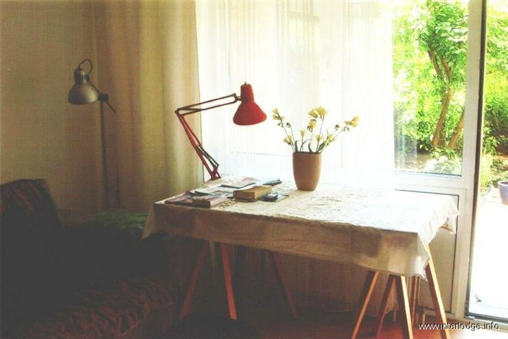 Bild 2: INTERLODGE Stilvoll und modern möblierte Wohnung mit Terrasse und Garten in Köln-Riehl