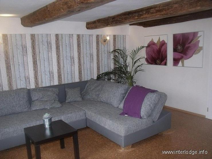 INTERLODGE Schick möbliertes Apartment im Fachwerkhaus mit Terrasse, Garten und Sauna in ... - Wohnen auf Zeit - Bild 1