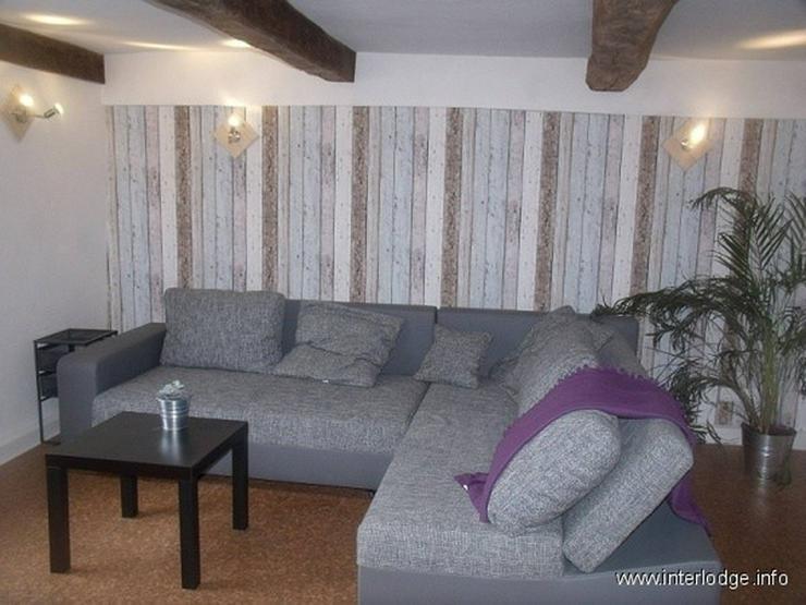 Bild 2: INTERLODGE Schick möbliertes Apartment im Fachwerkhaus mit Terrasse, Garten und Sauna in ...
