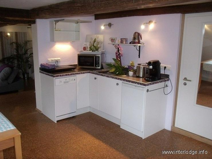 Bild 6: INTERLODGE Schick möbliertes Apartment im Fachwerkhaus mit Terrasse, Garten und Sauna in ...