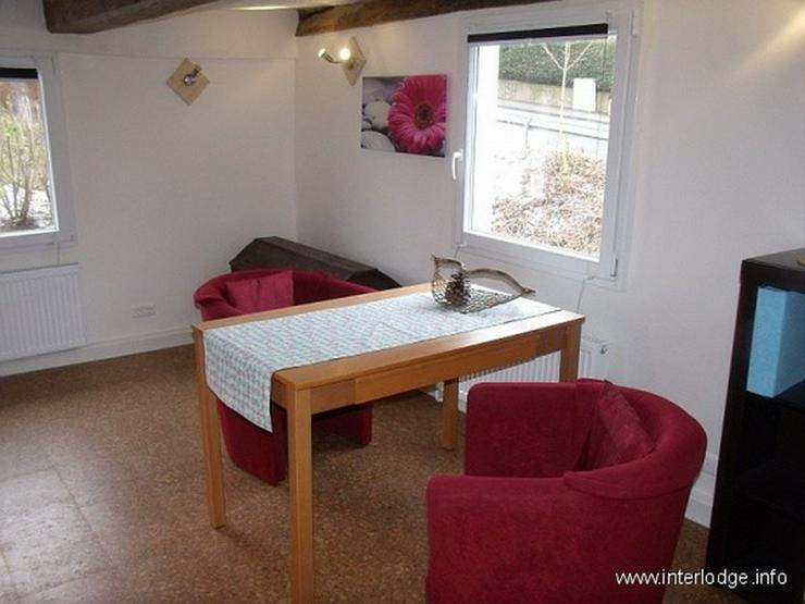 Bild 5: INTERLODGE Schick möbliertes Apartment im Fachwerkhaus mit Terrasse, Garten und Sauna in ...