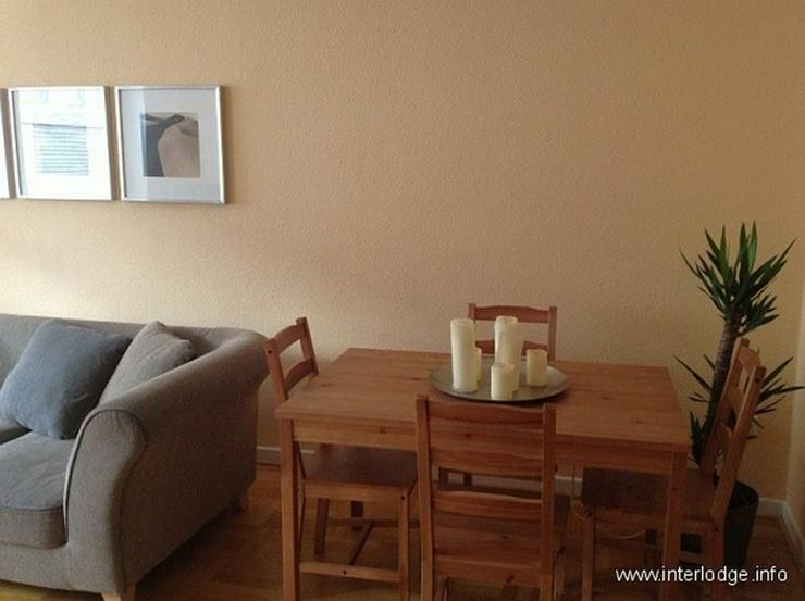 Bild 5: INTERLODGE Modern möblierte Wohnung mit Balkon, 2 Schlafzimmern und Aufzug in Essen-Rütt...