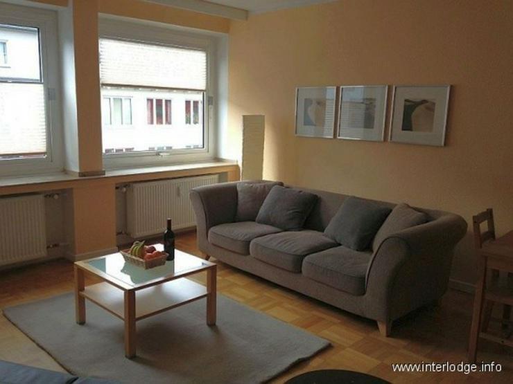 Bild 4: INTERLODGE Modern möblierte Wohnung mit Balkon, 2 Schlafzimmern und Aufzug in Essen-Rütt...