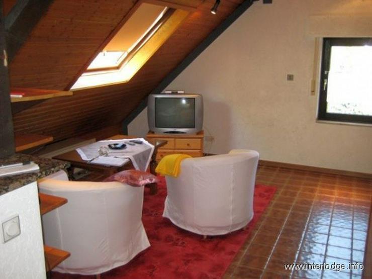 INTERLODGE Modern möbliertes Apartment mit Stellplatz, Gartennutzung und Pool in Neuss-No...