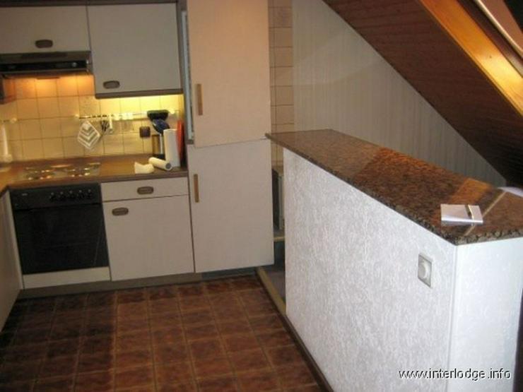 Bild 5: INTERLODGE Modern möbliertes Apartment mit Stellplatz, Gartennutzung und Pool in Neuss-No...