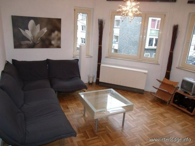 INTERLODGE Schick möblierte Wohnung in Top-Lage in Essen-Rüttenscheid/Südviertel - Wohnen auf Zeit - Bild 1
