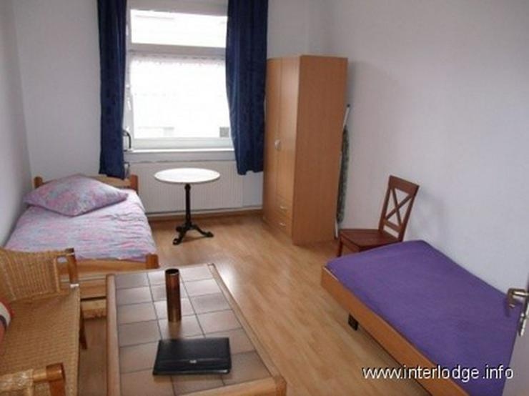 INTERLODGE Komplett möbliertes Zimmer in moderner 2er WG in Bochum-Hamme - Wohnen auf Zeit - Bild 1