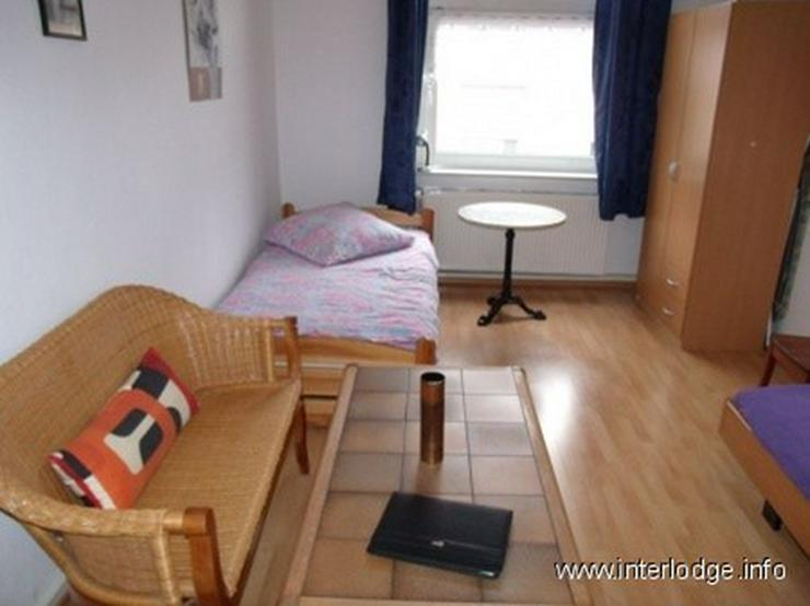 INTERLODGE Komplett möblierte Wohnung mit Balkon für bis 4 Personen (zB. Monteure) in Bo... - Wohnen auf Zeit - Bild 1