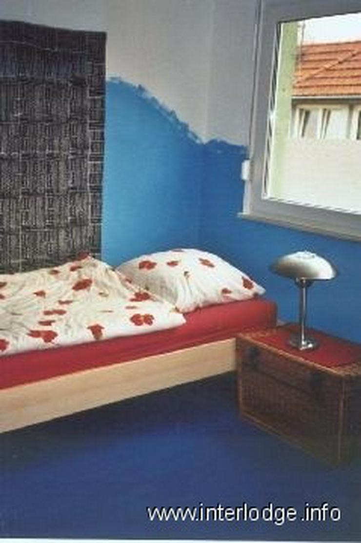 Bild 2: INTERLODGE Modern möbliertes Zimmer in einer schönen Etagenwohnung in Köln-Nippes
