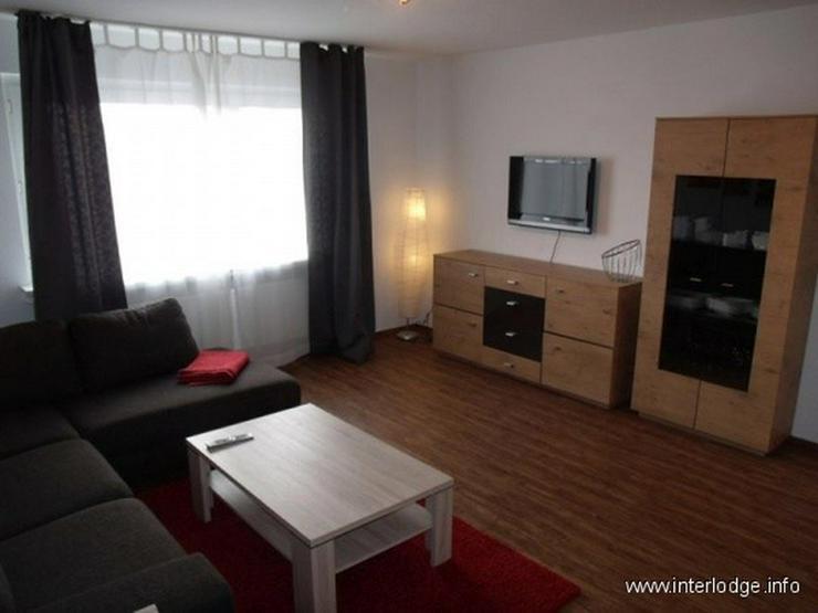 Bild 2: INTERLODGE Schicke, moderne Komfortwohnung mit WLAN und Service in der Essener Cityrandlag...