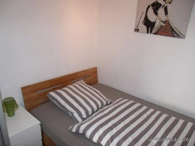 Bild 5: INTERLODGE Schicke, moderne Komfortwohnung mit WLAN und Service in der Essener Cityrandlag...