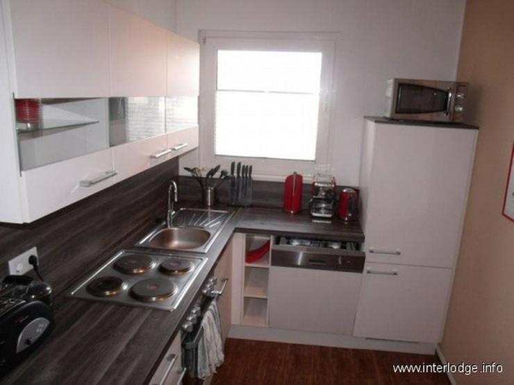 Bild 6: INTERLODGE Schicke, moderne Komfortwohnung mit WLAN und Service in der Essener Cityrandlag...
