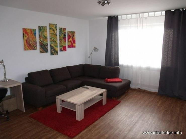INTERLODGE Schicke, moderne Komfortwohnung mit WLAN und Service in der Essener Cityrandlag... - Wohnen auf Zeit - Bild 1