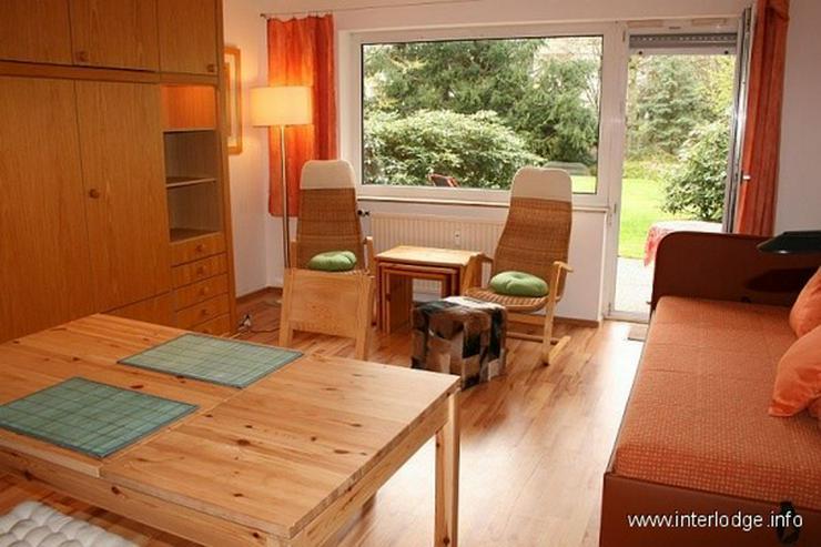Bild 5: INTERLODGE Modern möbliertes Apartment mit WLAN, Balkon und Garten in ruhiger Lage in der...