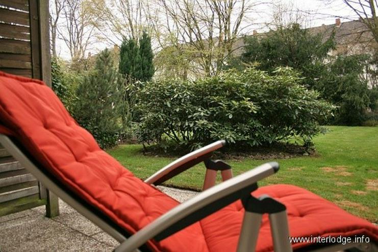 INTERLODGE Modern möbliertes Apartment mit WLAN, Balkon und Garten in ruhiger Lage in der... - Wohnen auf Zeit - Bild 1