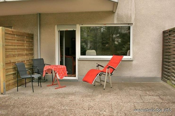 Bild 9: INTERLODGE Modern möbliertes Apartment mit WLAN, Balkon und Garten in ruhiger Lage in der...