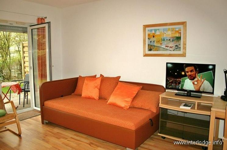Bild 3: INTERLODGE Modern möbliertes Apartment mit WLAN, Balkon und Garten in ruhiger Lage in der...