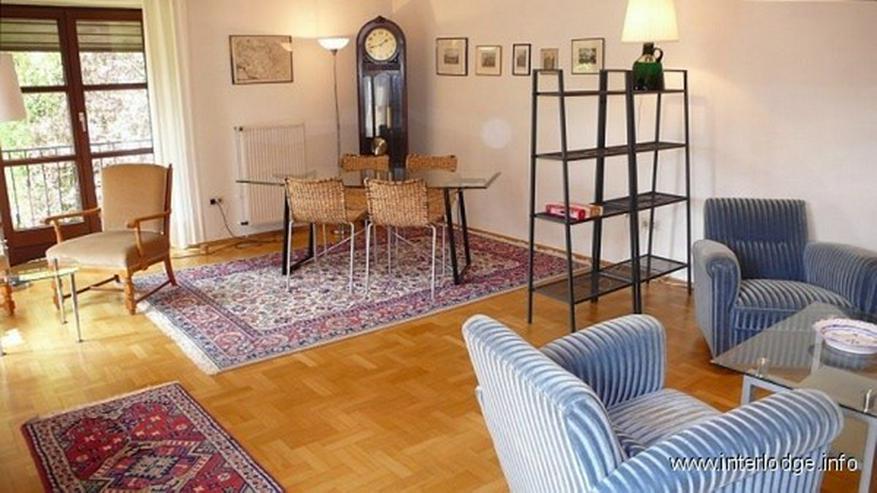INTERLODGE Möblierte Komfortwohnung mit Balkon und Stellplatz. Top-Lage in Recklinghausen... - Wohnen auf Zeit - Bild 1