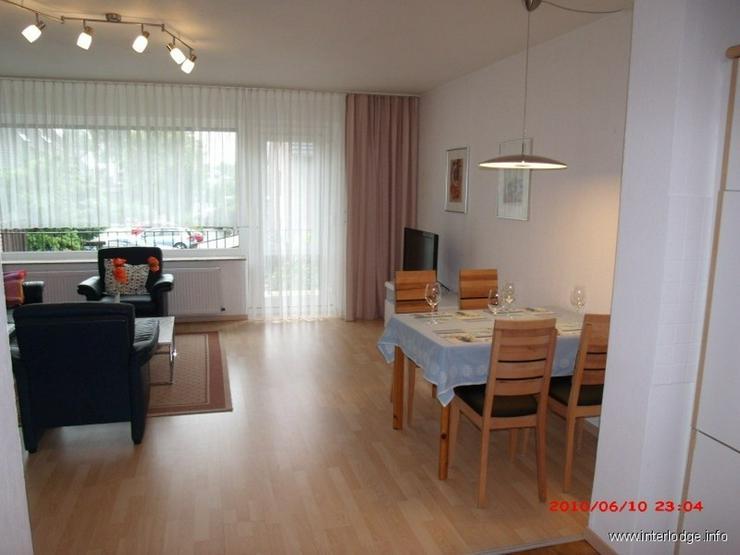 Bild 2: INTERLODGE Liebevoll möblierte Etagenwohnung mit Balkon, in Bestlage von Witten-Stockum
