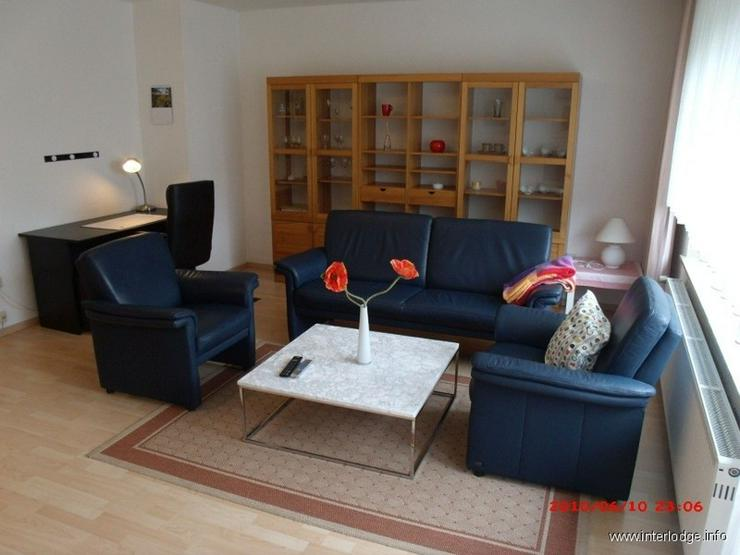 Bild 3: INTERLODGE Liebevoll möblierte Etagenwohnung mit Balkon, in Bestlage von Witten-Stockum