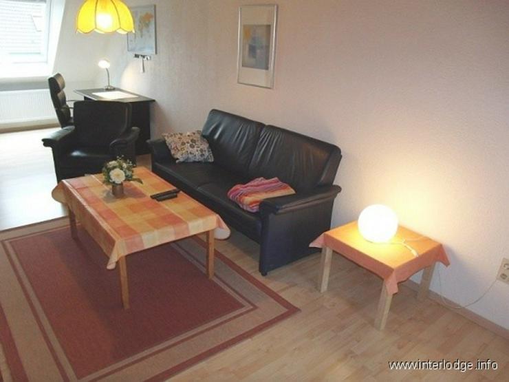 Bild 2: INTERLODGE Witten-Stockum-Zentrum: Modern möblierte Wohnung in ruhiger Lage.