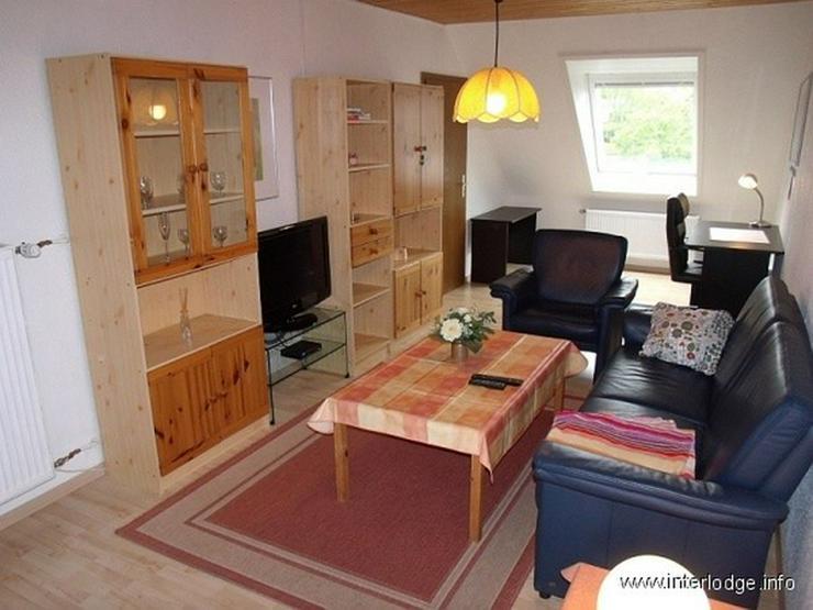 INTERLODGE Witten-Stockum-Zentrum: Modern möblierte Wohnung in ruhiger Lage. - Wohnen auf Zeit - Bild 1