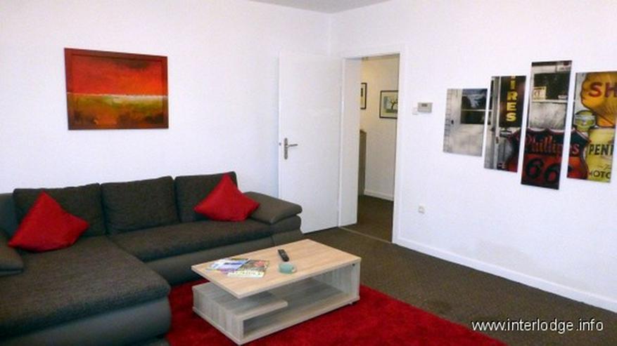 INTERLODGE Modern möblierte Etagenwohnung, mit Stellplatz, mitten in der Bochumer City - Wohnen auf Zeit - Bild 1