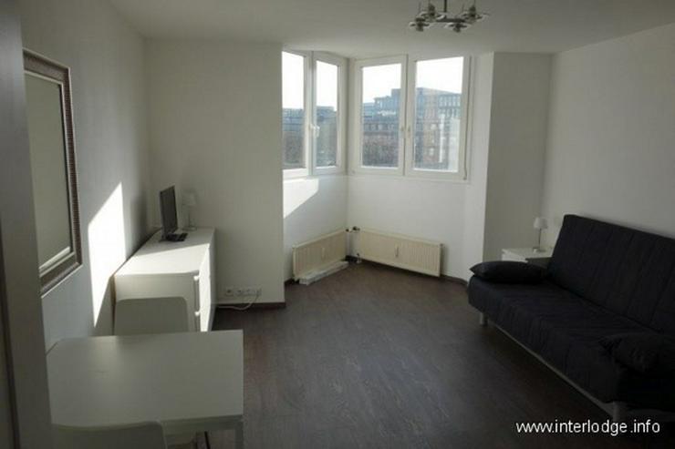INTERLODGE Neu und modern möbliertes City-Apartment mit Stellplatz in Essen-Rüttenscheid - Wohnen auf Zeit - Bild 1