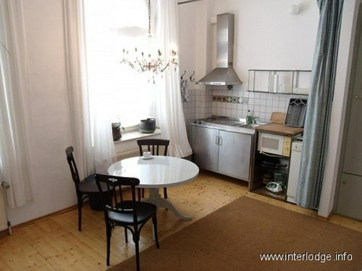 INTERLODGE Komplett möbliertes, helles Apartment in Düsseldorf-Flingern Nähe Innenstadt