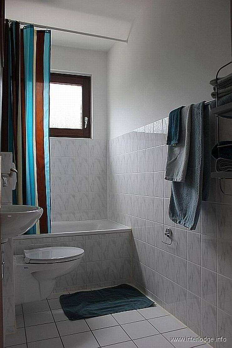 Bild 4: INTERLODGE Helle möblierte Wohnung mit Terrasse und Stellplatz in Schloßparknähe in Ess...