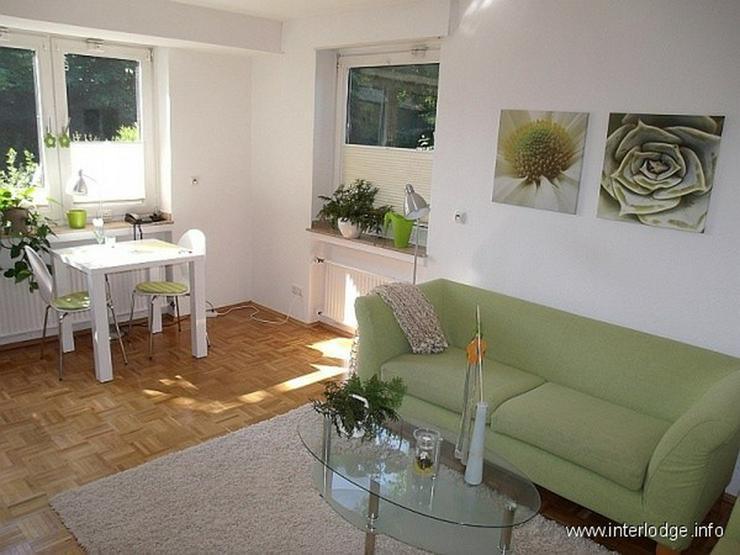 INTERLODGE Modern und freundlich ausgestattete Wohnung in guter Wohnlage nähe Siepental - Wohnen auf Zeit - Bild 1