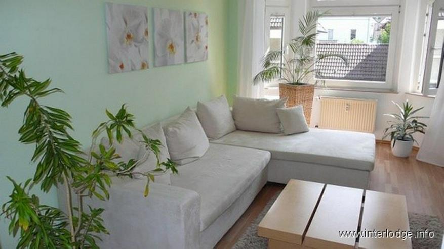 INTERLODGE Modern möblierte Wohnung in saniertem Altbau. Ruhige Grünlage am Park in Esse... - Wohnen auf Zeit - Bild 1