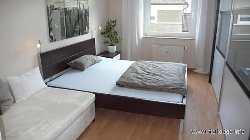 Bild 5: INTERLODGE Modern möblierte Wohnung in saniertem Altbau. Ruhige Grünlage am Park in Esse...