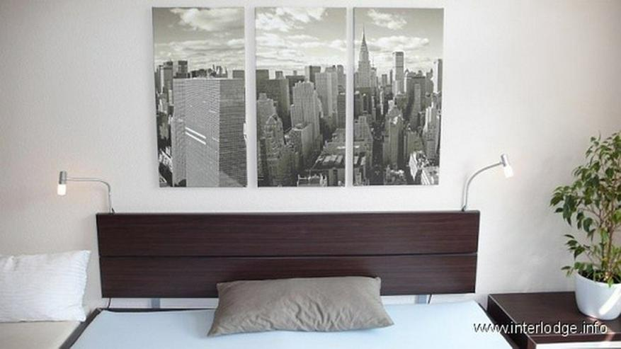 Bild 6: INTERLODGE Modern möblierte Wohnung in saniertem Altbau. Ruhige Grünlage am Park in Esse...