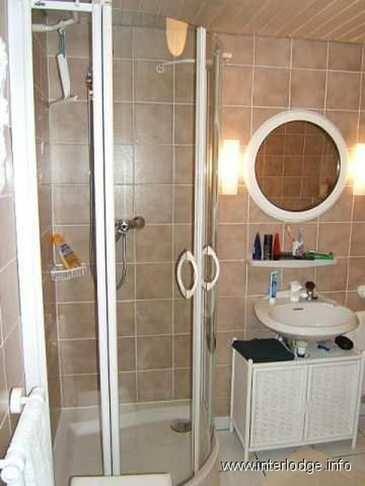 Bild 5: INTERLODGE Zeitlos möbliertes Gästezimmer für Wochenendheimfahrer in grüner Lage in Bo...