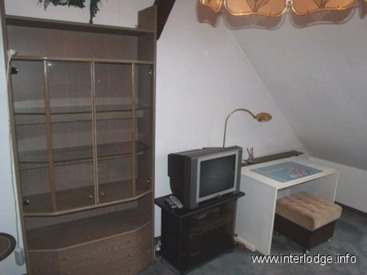 Bild 2: INTERLODGE Modern möbliertes Apartment mit separater Küche und Gartennutzung in Essen-Al...