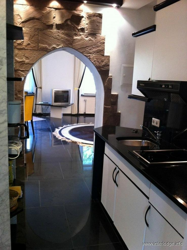 INTERLODGE D-Derendorf: Hochwertig möblierte 2-Zimmer-Wohnung mit Garten