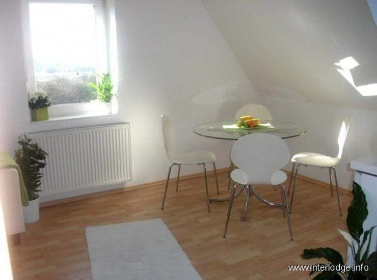 INTERLODGE Möblierte Wohnung, auch als WG, mit guter Auststattung und Terrasse in Bochum-...