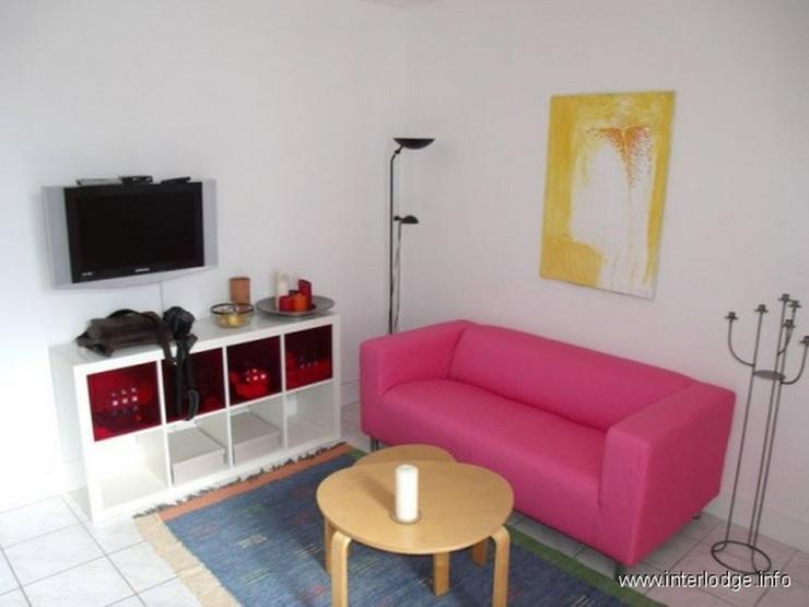 Bild 3: INTERLODGE Modern möblierte Nichtraucherwohnung mit großer Wohnküche in Essen-Bredeney