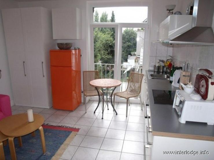 Bild 2: INTERLODGE Modern möblierte Nichtraucherwohnung mit großer Wohnküche in Essen-Bredeney