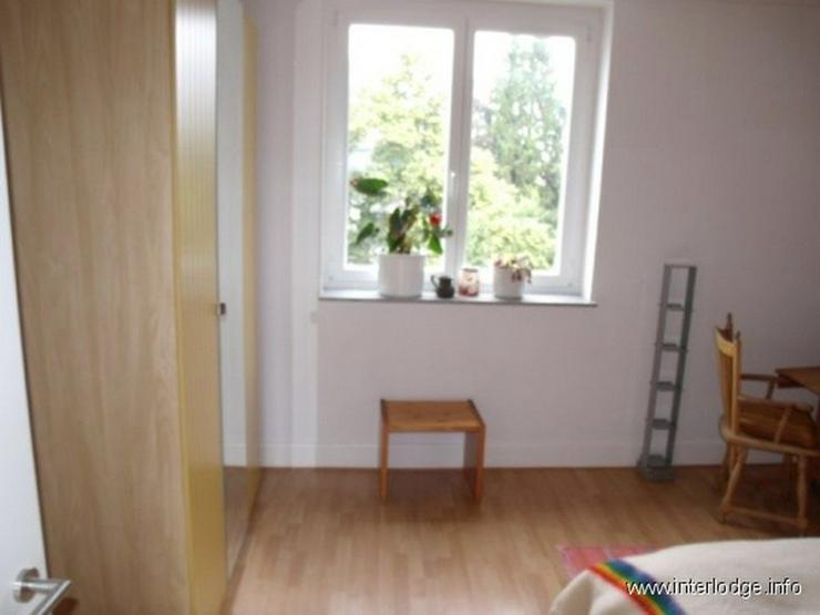 Bild 5: INTERLODGE Modern möblierte Nichtraucherwohnung mit großer Wohnküche in Essen-Bredeney