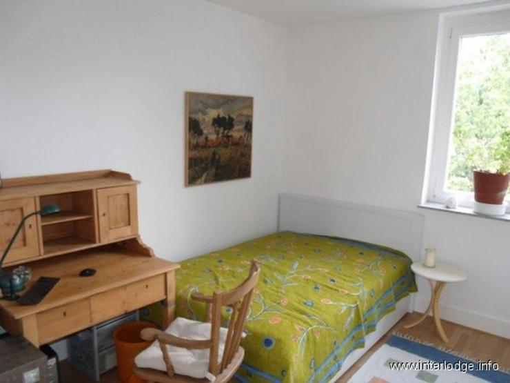 Bild 6: INTERLODGE Modern möblierte Nichtraucherwohnung mit großer Wohnküche in Essen-Bredeney