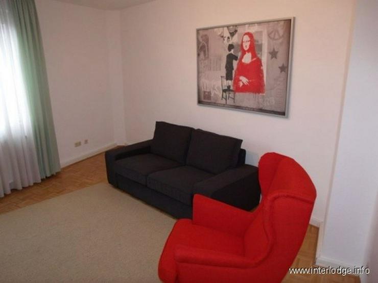INTERLODGE Komplett und gut ausgestattete 2-Zimmer-Wohnung in Essen Südviertel (Rüttensc... - Wohnen auf Zeit - Bild 1