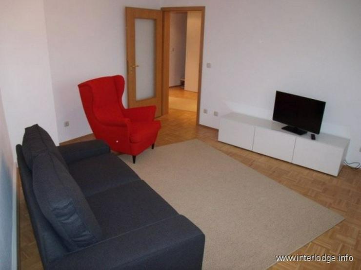 Bild 2: INTERLODGE Komplett und gut ausgestattete 2-Zimmer-Wohnung in Essen Südviertel (Rüttensc...