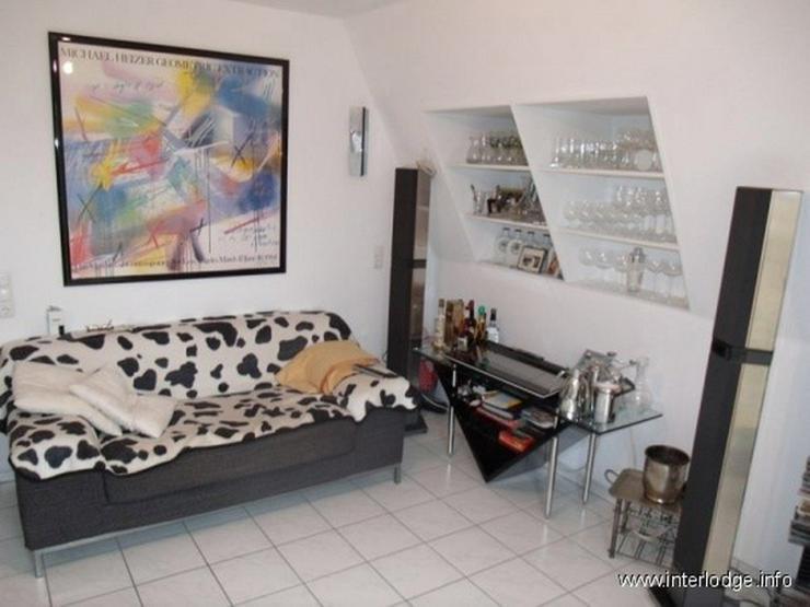 Bild 2: INTERLODGE E-Rüttenscheid: Schicke City-Wohnung mit Balkon in Rüttenscheid - 3. OG mit F...