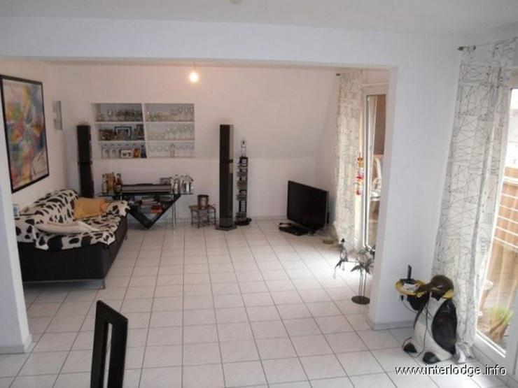 INTERLODGE E-Rüttenscheid: Schicke City-Wohnung mit Balkon in Rüttenscheid - 3. OG mit F... - Wohnen auf Zeit - Bild 1