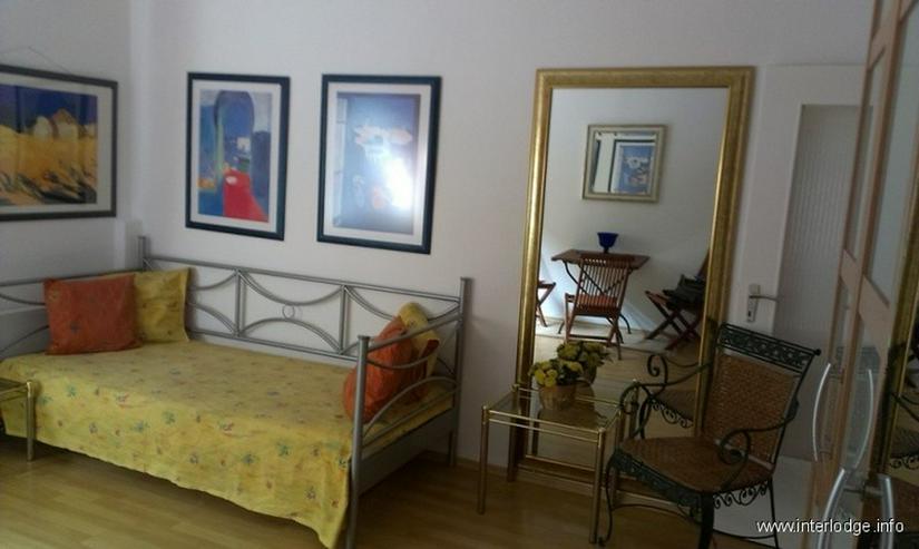 Bild 6: INTERLODGE Köln-Friesenviertel: Möbliertes Apartment mit Tiefgarage und Balkon in der K?...