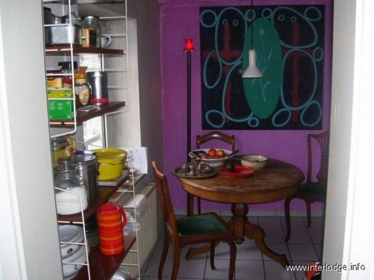 Bild 4: INTERLODGE Möbliertes Zimmer mit Flair in 2er WG. Dachterrasse mit Domblick in der Kölne...