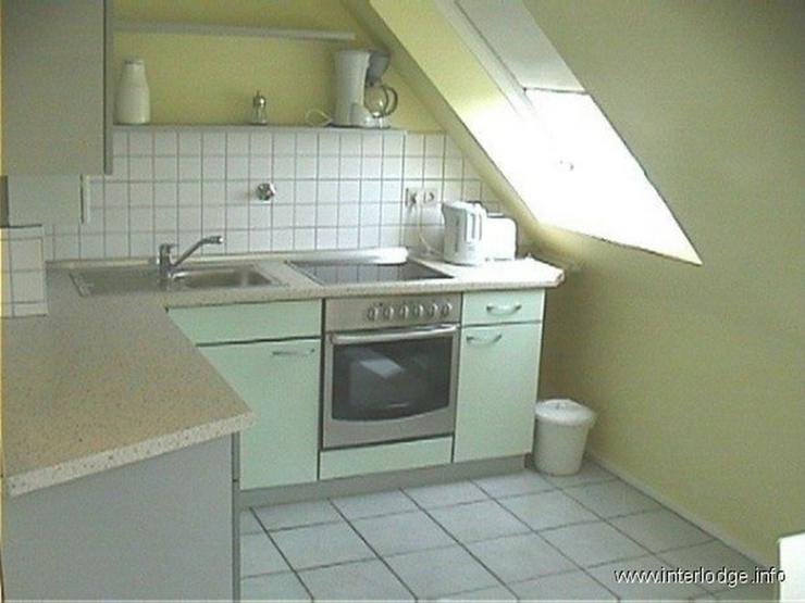 Bild 5: INTERLODGE Möblierte Komfortwohnung mit Dachterrasse und Klimaanlage in Köln - Niehl - I...