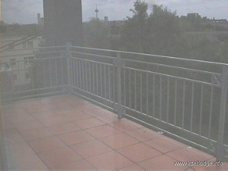 INTERLODGE Möblierte Komfortwohnung mit Dachterrasse und Klimaanlage in Köln - Niehl - I... - Wohnen auf Zeit - Bild 1